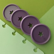Disco G 32mm de Caderno Infinito Sistema Inteligente - Estrela