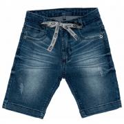 Bermuda Jeans Clube do Doce Cordão