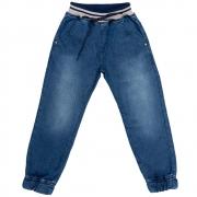 Calça Jeans Clube do Doce Retilínea Jogger