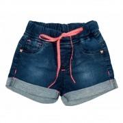 Short Jeans Clube do Doce Barra Dobrada
