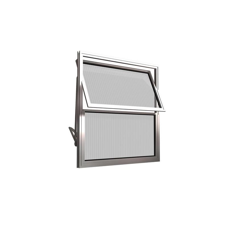 Basculante Aluminio Com 2 Folhas 40A x 40L 226 Clm