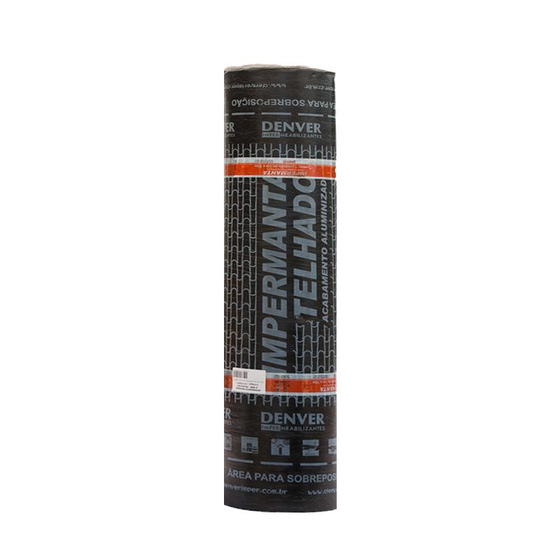 Impermanta Telhado Poliester Alumínio 3mm Denver