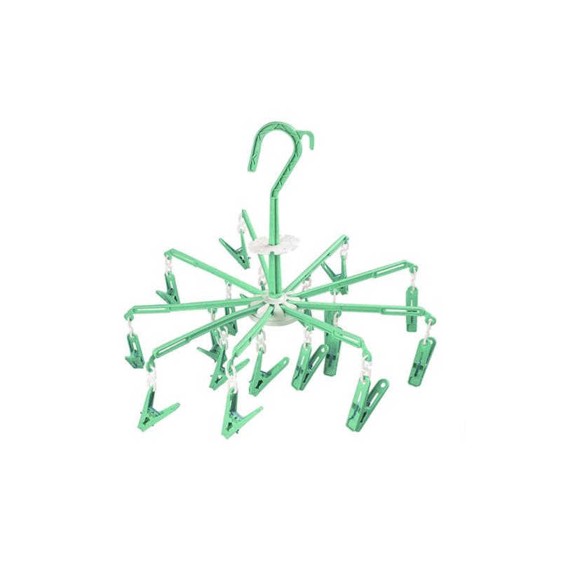 Mini Varal Redondo Com 18 Pregadores 411020 Secalux