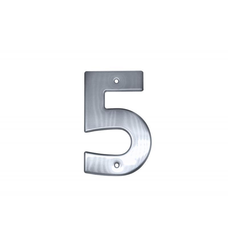 Numero Residencial 5 Rocha