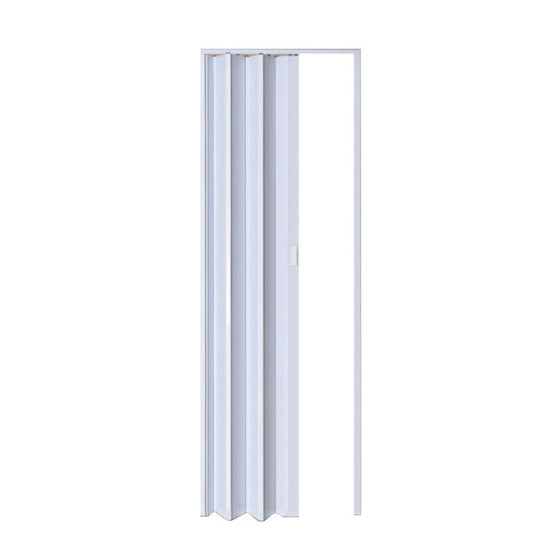 Porta Sanfonada 2,00 x 62Cm Branca Duda