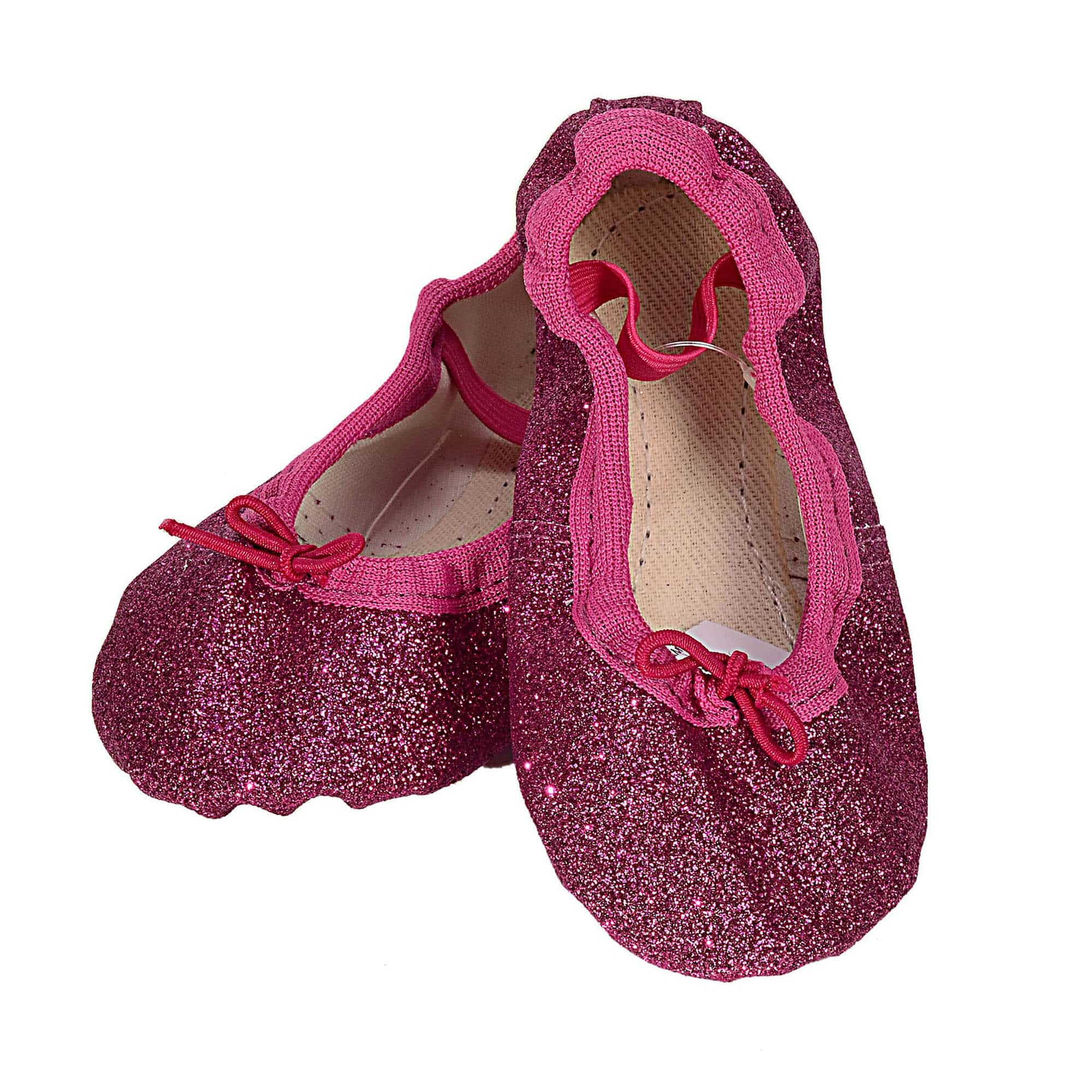 Sapatilha Glitter Rosa Pink