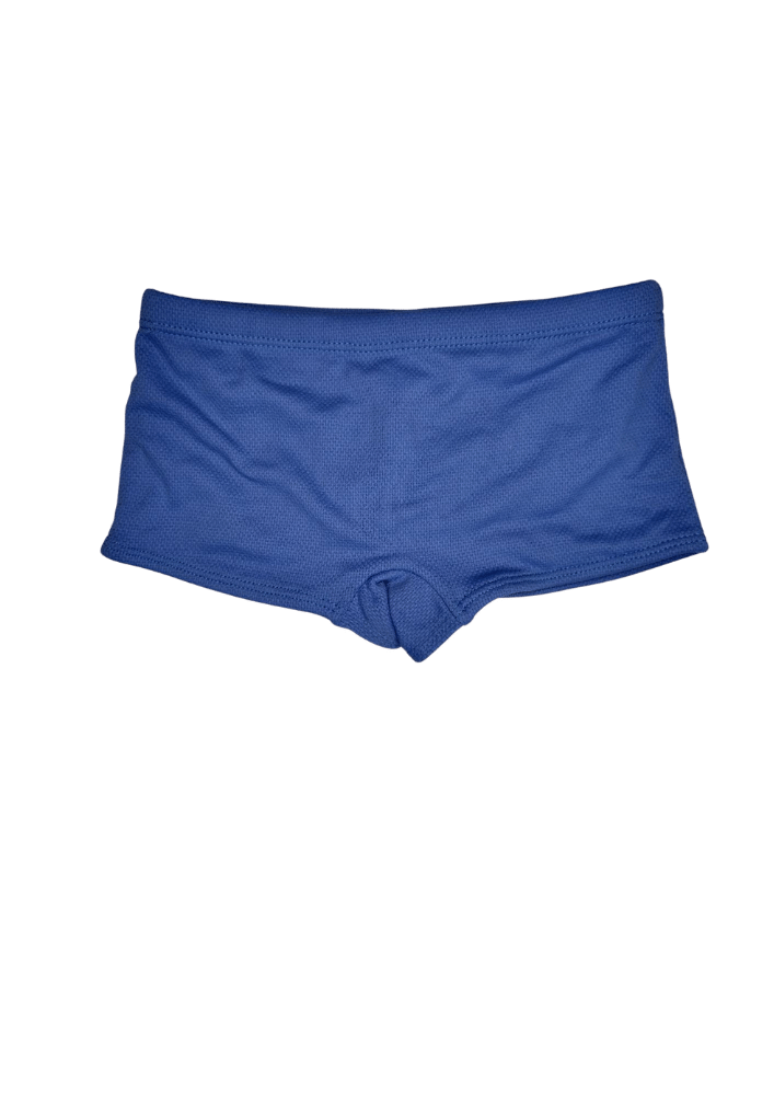 Sunga Boxer  Lisa Azul