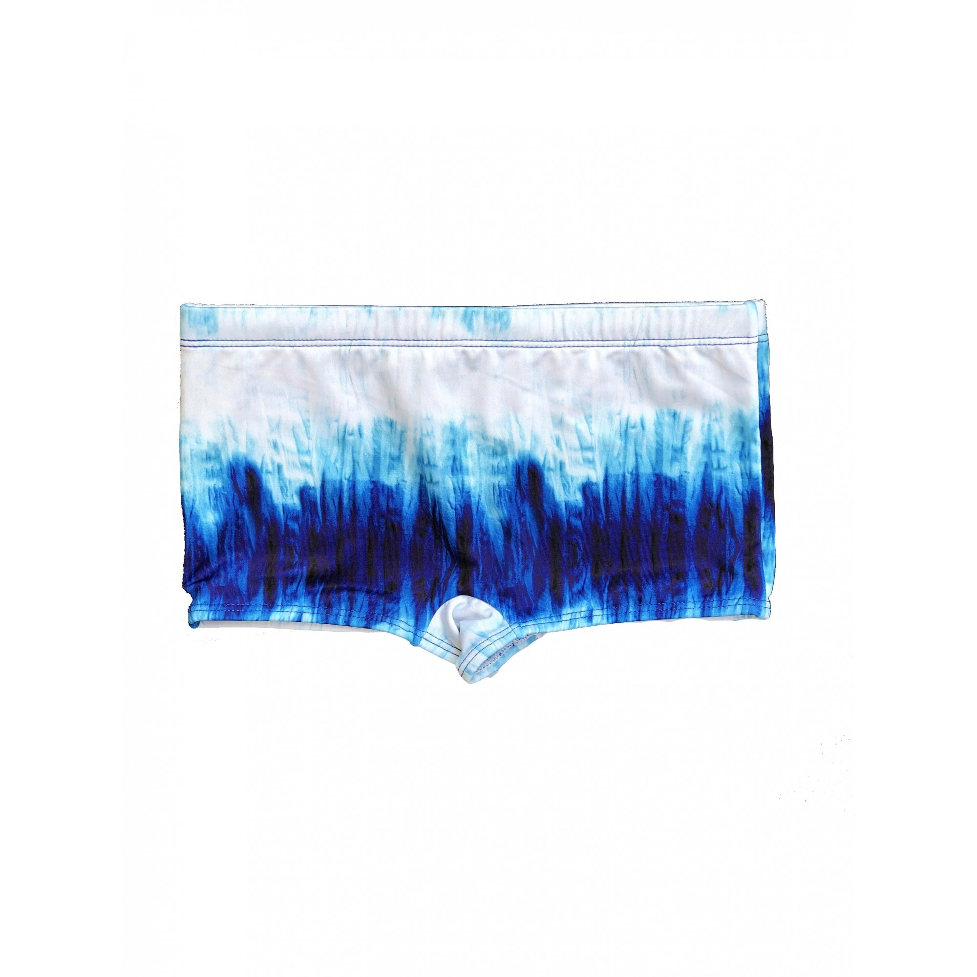 Sunga Boxer Ocean Blue Tie Dye