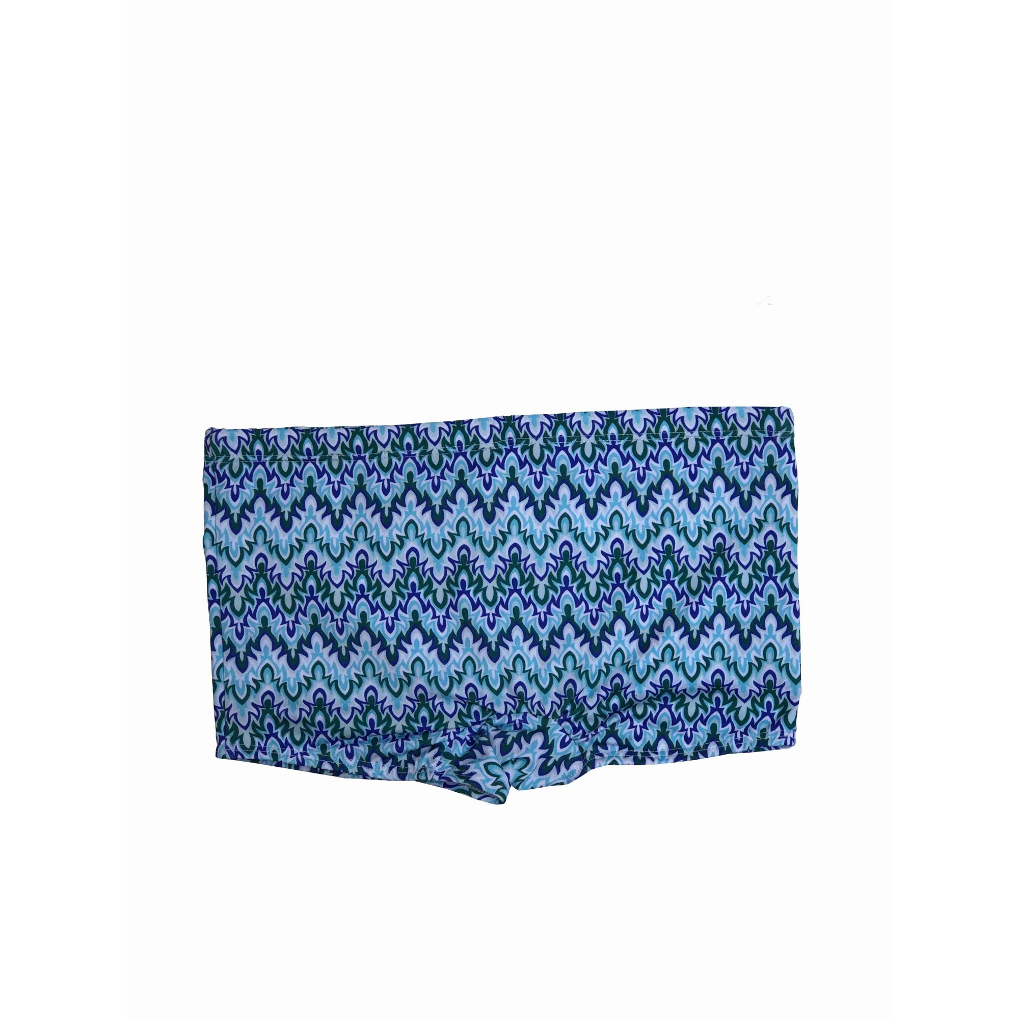Sunga Boxer  Blue Fire