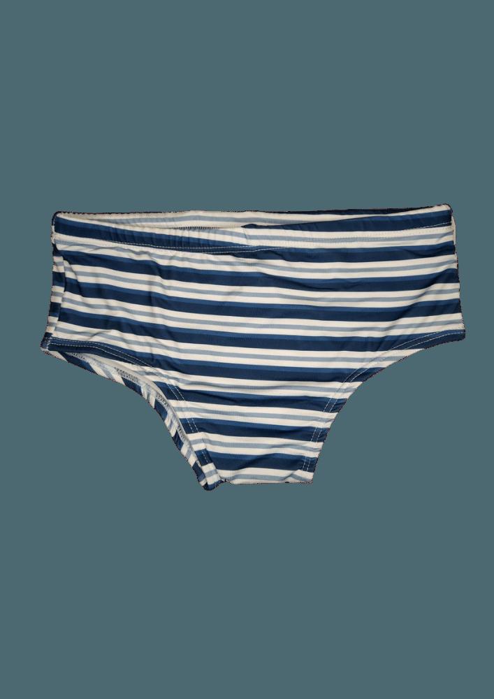 Sunga Larga Listra Azul Tradicional