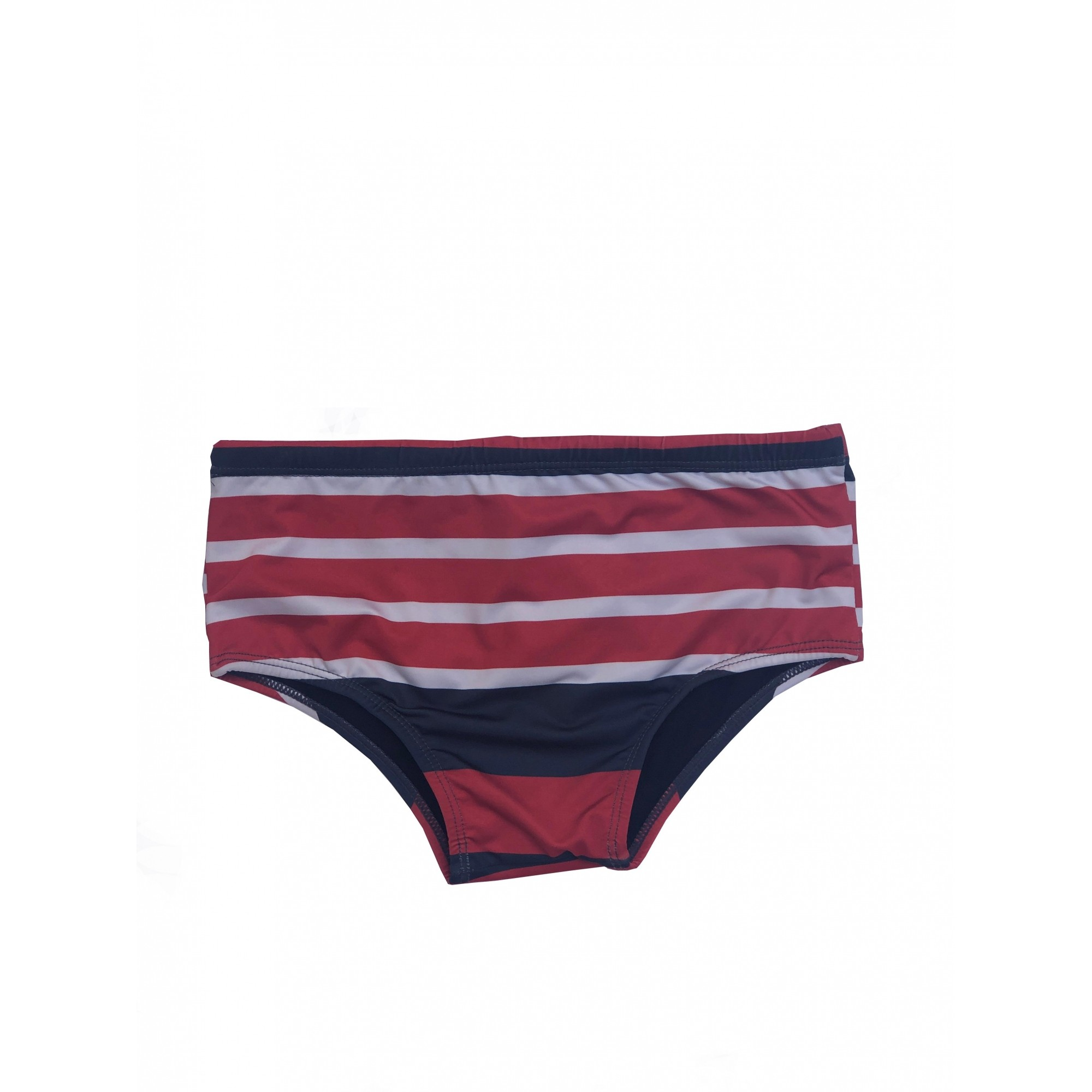 SUNGA LARGA RED STRIPES