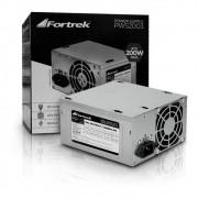Fonte ATX 24P 200W Real Pws-2003 Fortrek