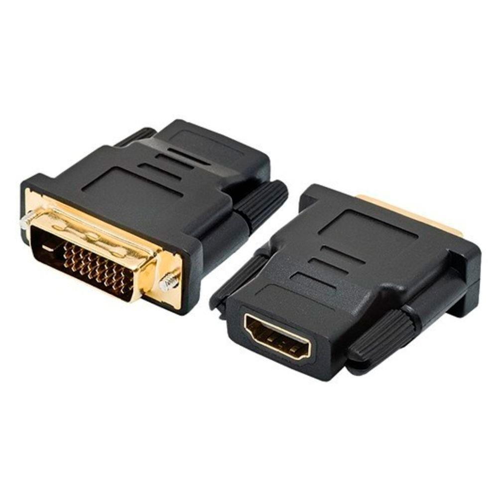 Adaptador MD9 DVI-D M x HDMI F