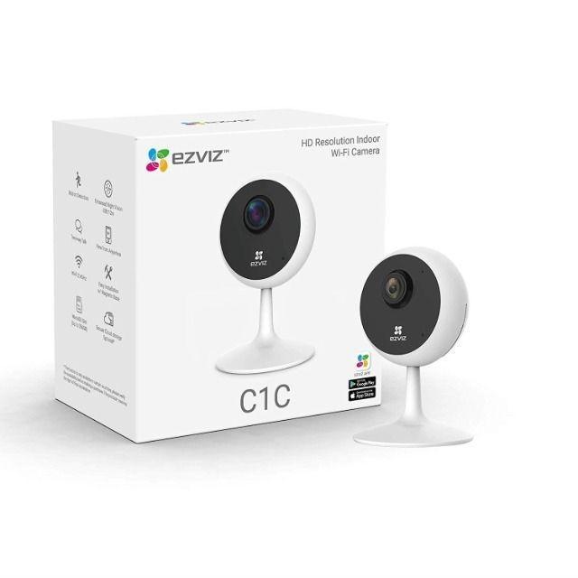 Câmera de Segurança 720p Wifi Ezviz C1C