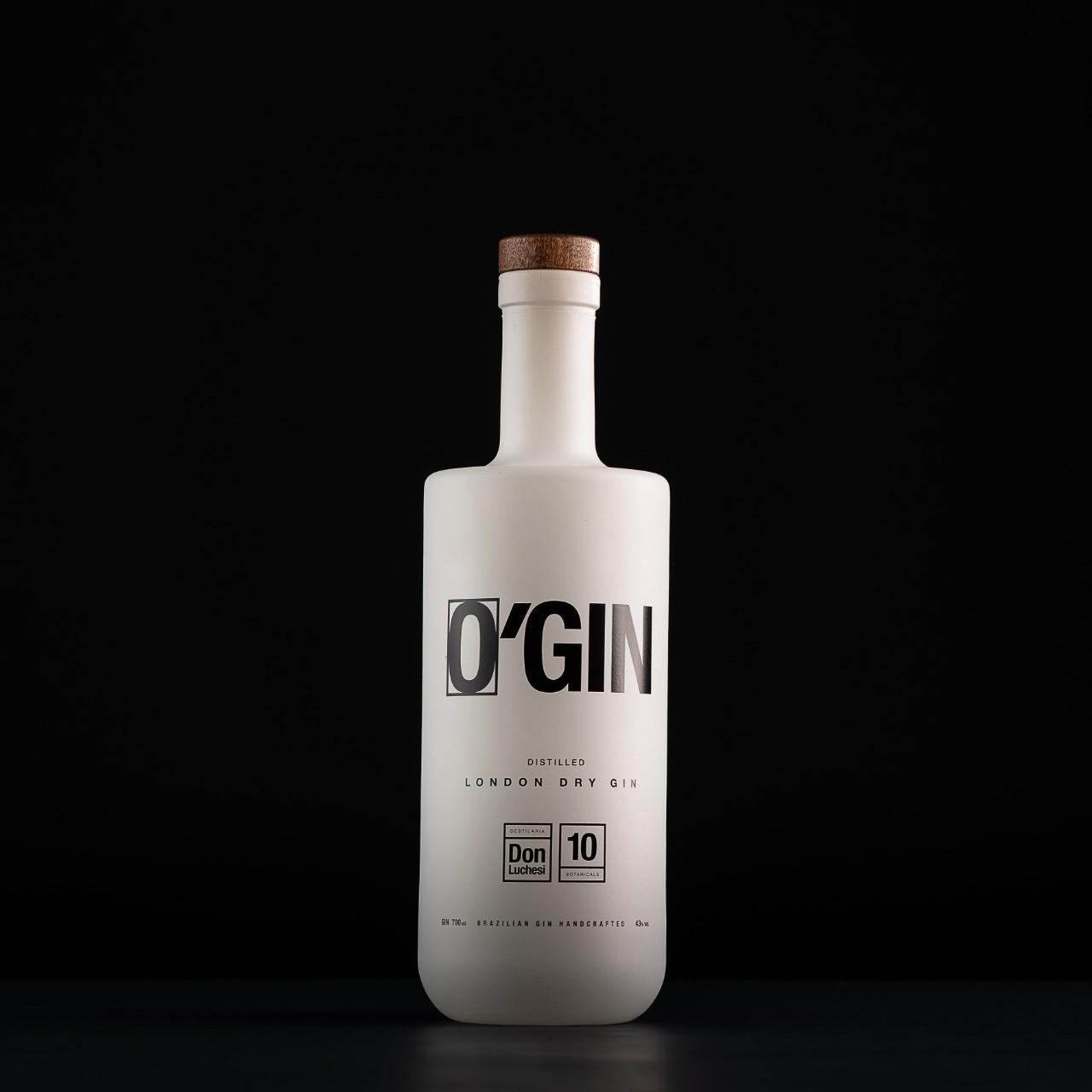 LONDON DRY GIN 700ml - GRÁTIS 1 TAÇA