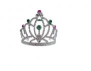 100 Coroa princesa fantasia infantil