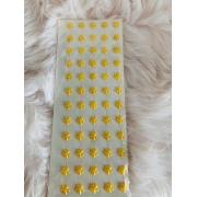 Adesivo Flor Decorativo 10mm