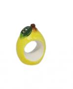 Anel p/ guardanapo lemons - 9cm