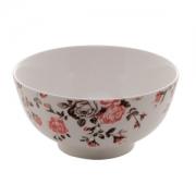 bolw de porcelana pink garden