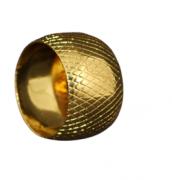 Conjunto Argola Guardanapo Metal - 13cm