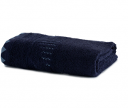 Toalha Fio Penteado Total Mix Azul Escuro-70 x 1,35cm
