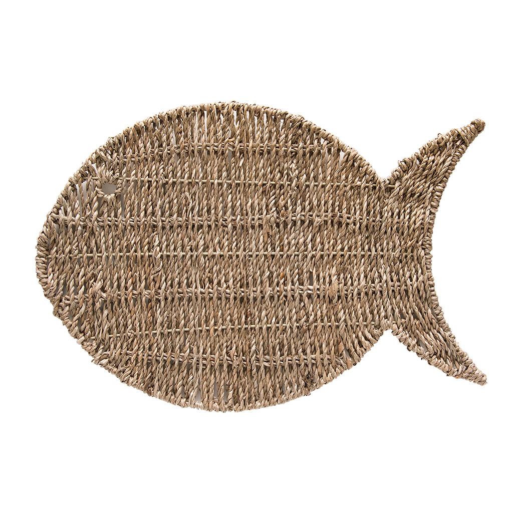 JOGO AMERICANO DETROIT FISH - 35CM X 48CM