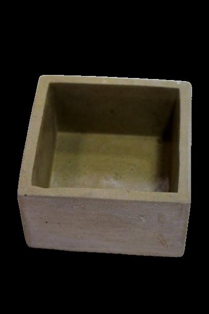 Vaso cerâmica - 6 cm