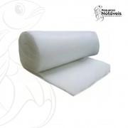 Manta Acrílica Branca (perlon) 1,5x40