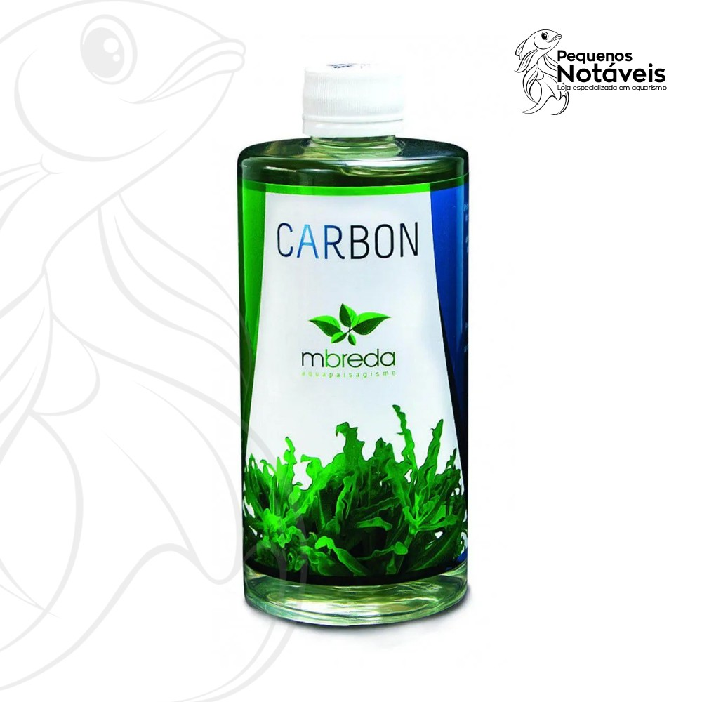 Carbon Mbreda Carbono orgânico líquido 500ml  - Pequenos Notáveis