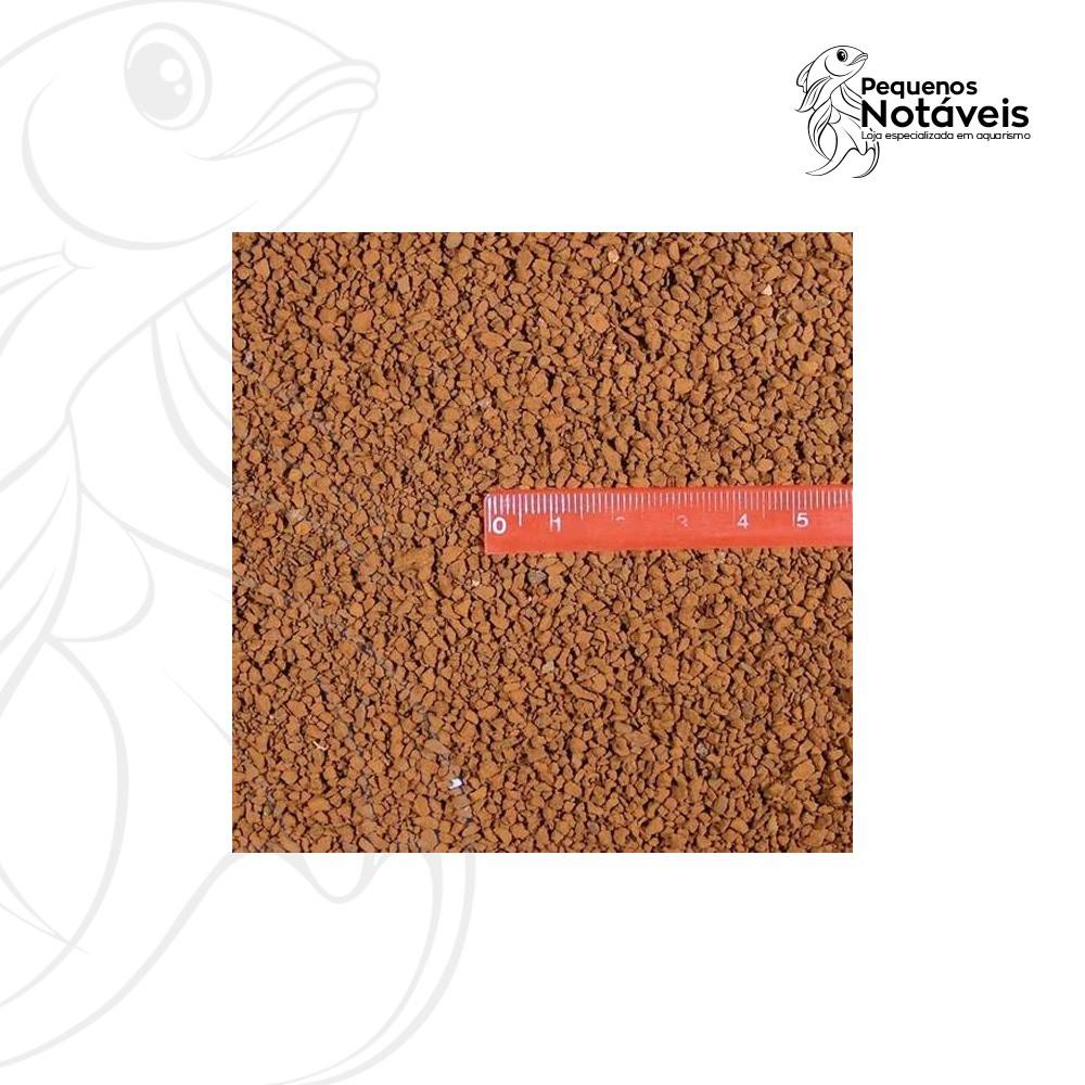 Substrato Areia Vermelha Gramatura 2 1kg  - Pequenos Notáveis