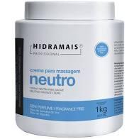 CREME DE MASSAGEM HIDRAMAIS NEUTRO 1000G