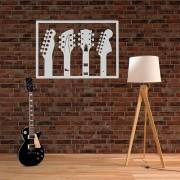 Instrumentos musicais em MDF