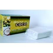 Kit 05 Sabonetes de Coco