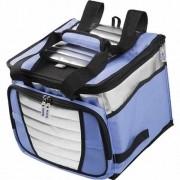 Bolsa Termica Ice Cooler 24 Litros Com Divisoria Mor