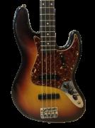 Baixo Fender Custom Shop Journey Man