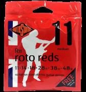Encordoamento para Guitarra 0.11 Rotosound R11