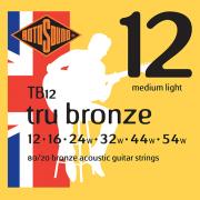 Encordoamento para Violão 0.12 Rotosound TB12