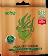 Encordoamento violão Solez 12/54 SLAPB12