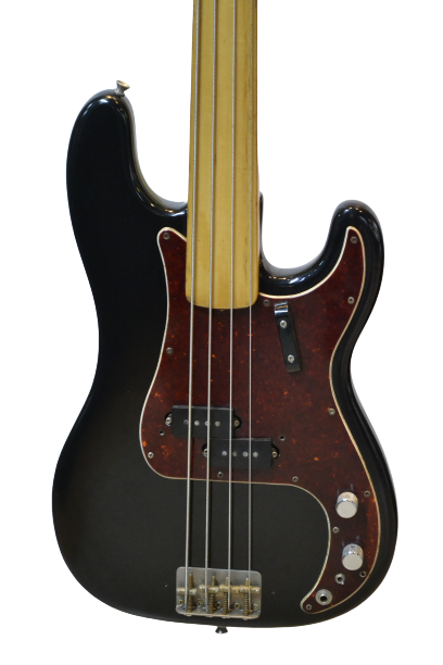 Baixo Fender Precision 1969 Fretless