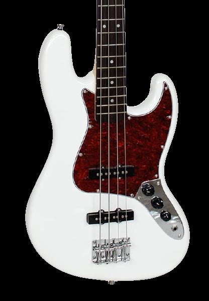 Baixo Giannini GB-100 Branco