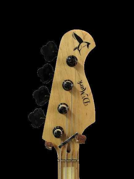 BAIXO jazz bass d'mark 4 cordas