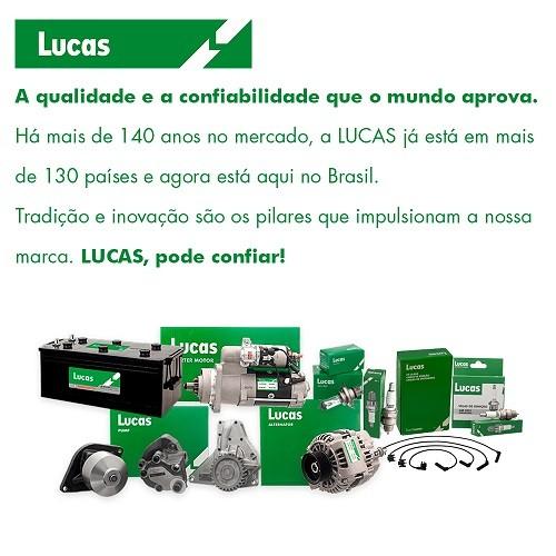 MOTOR DE PARTIDA 24V VOLVO LUCAS LRSNT61474