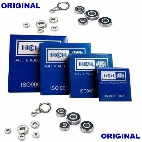 6001-2RS  ROLAMENTO HCH 12X28X8