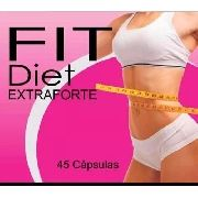 Emagrecedor Fit Diet  Extra Forte