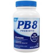Pb8 - 14 Bilhões Mistura Probiótica 120 Cápsulas Pronta Entrega