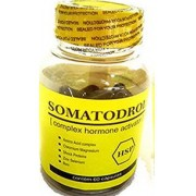Somatodrol Pré Hormonal para Ganho de Massa