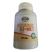 Vitamina D3 5000 Ui + Vitamina Menakinona K2 - Imunidade Para Corpo