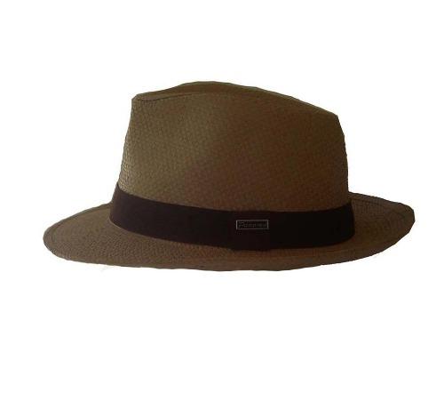 Chapéu Estlo Panamá Indiana Jones Frete Grátis