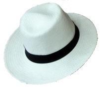 Chapéu Panamá Importado Moda Caribenha Entre Os Artistas  - ACTIONLTDA