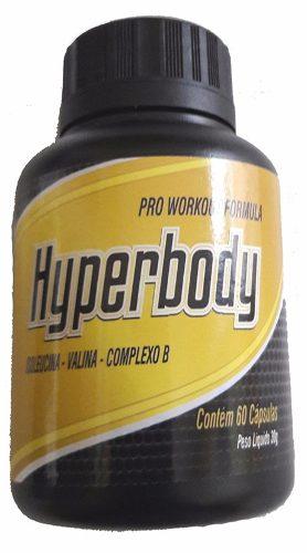 Hyperbody Ganho de Massa - Promoção